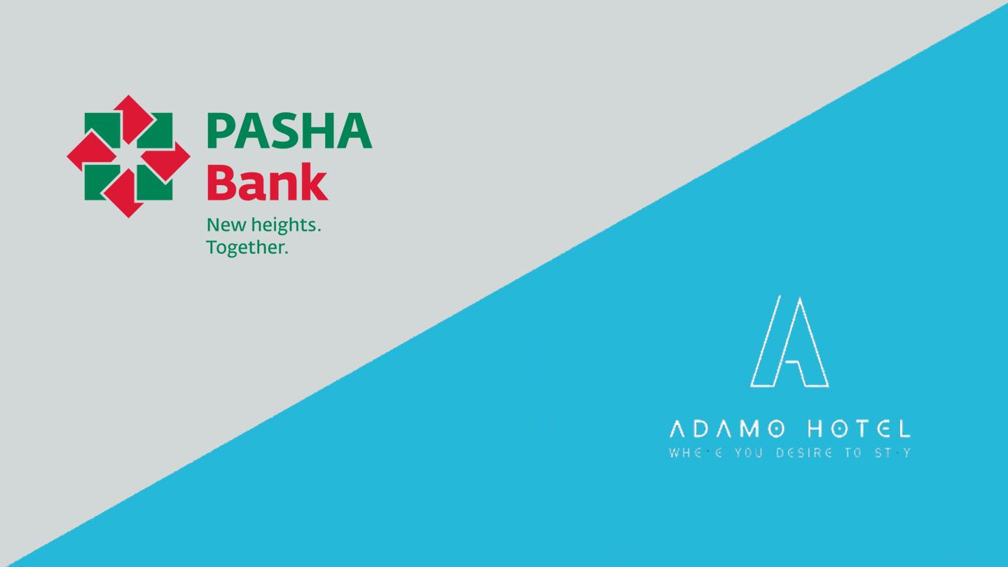 პაშა ბანკი / სასტუმრო ადამო